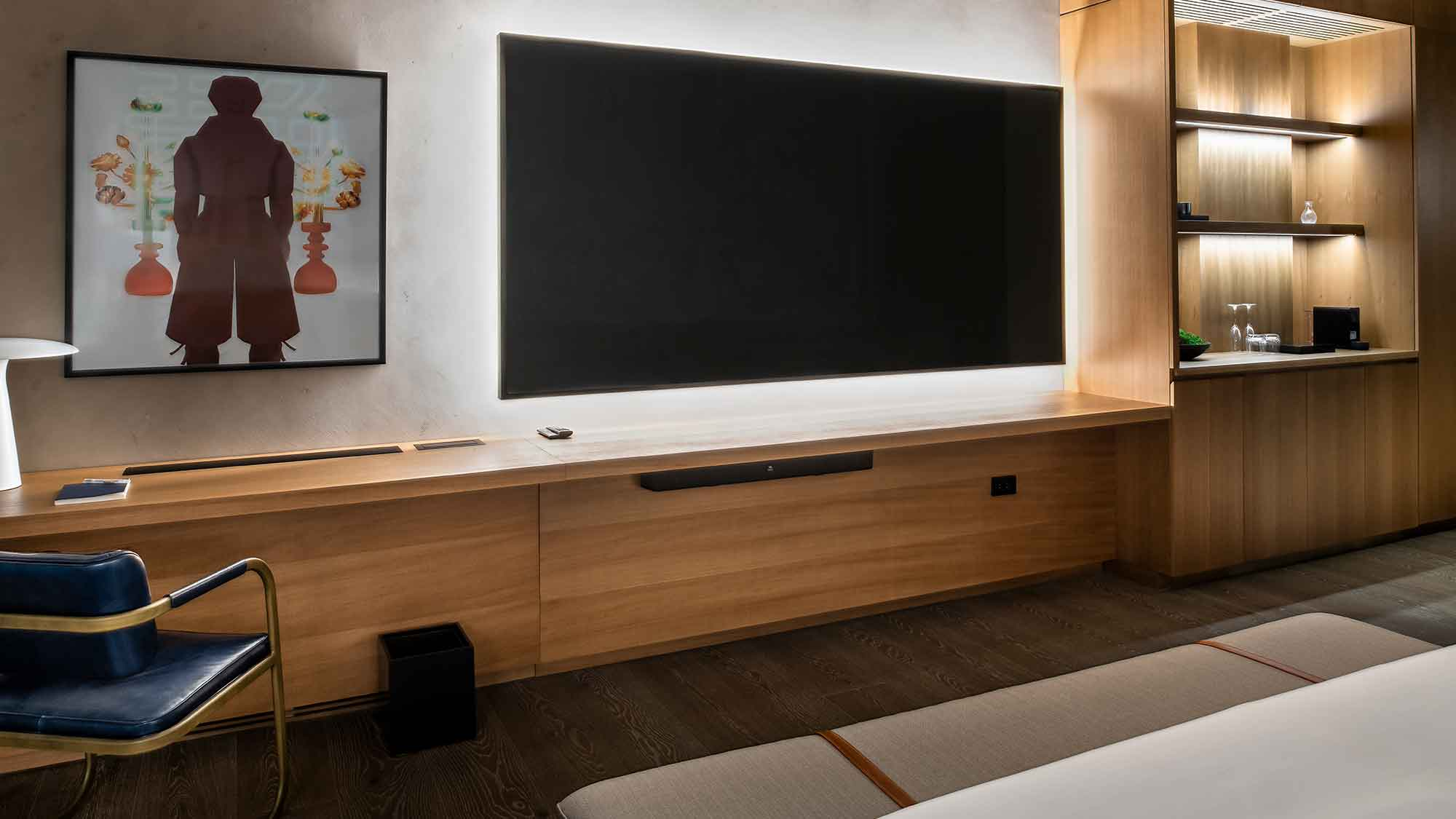 Nobu Chicago Suite Amenities