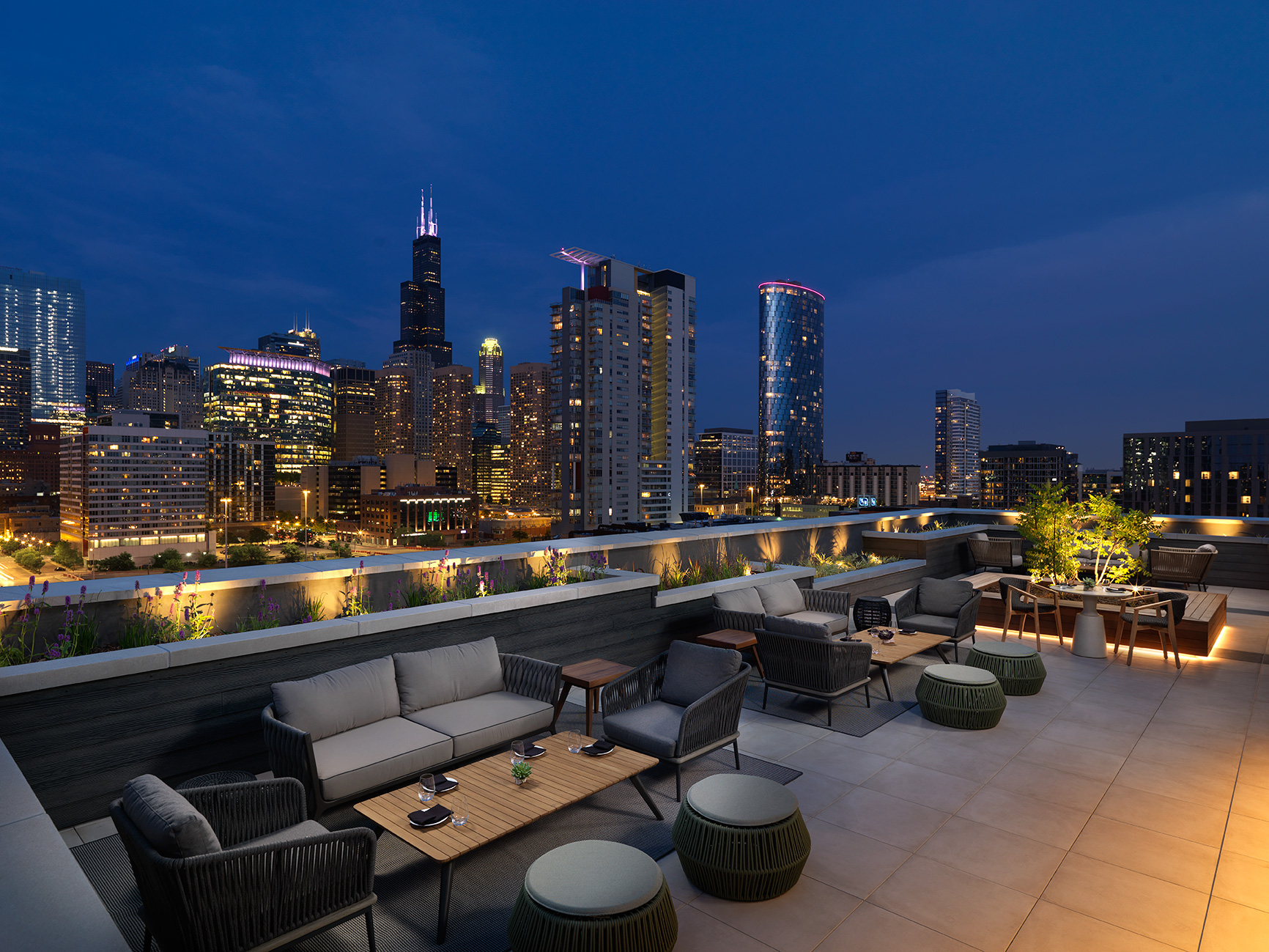 Nobu Chicago Rooftop