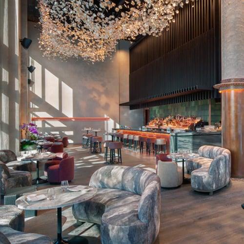 Nobu Hotel Chicago Restaurantes